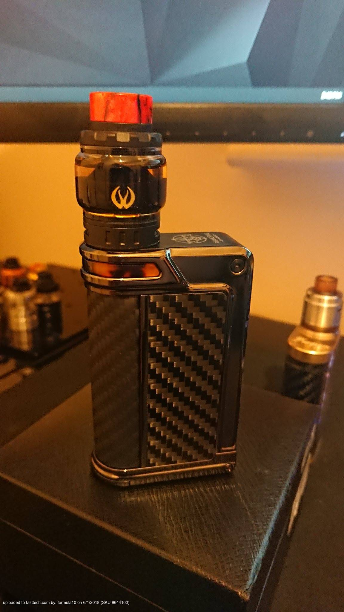 250C Paranormal with Kylin Mini RTA - Authentic Lost Vape